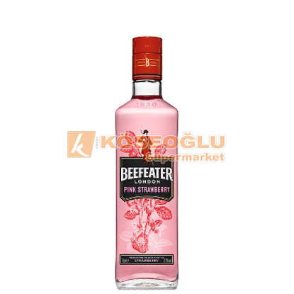 BEEFEATER PİNK GİN 70 CL resmi